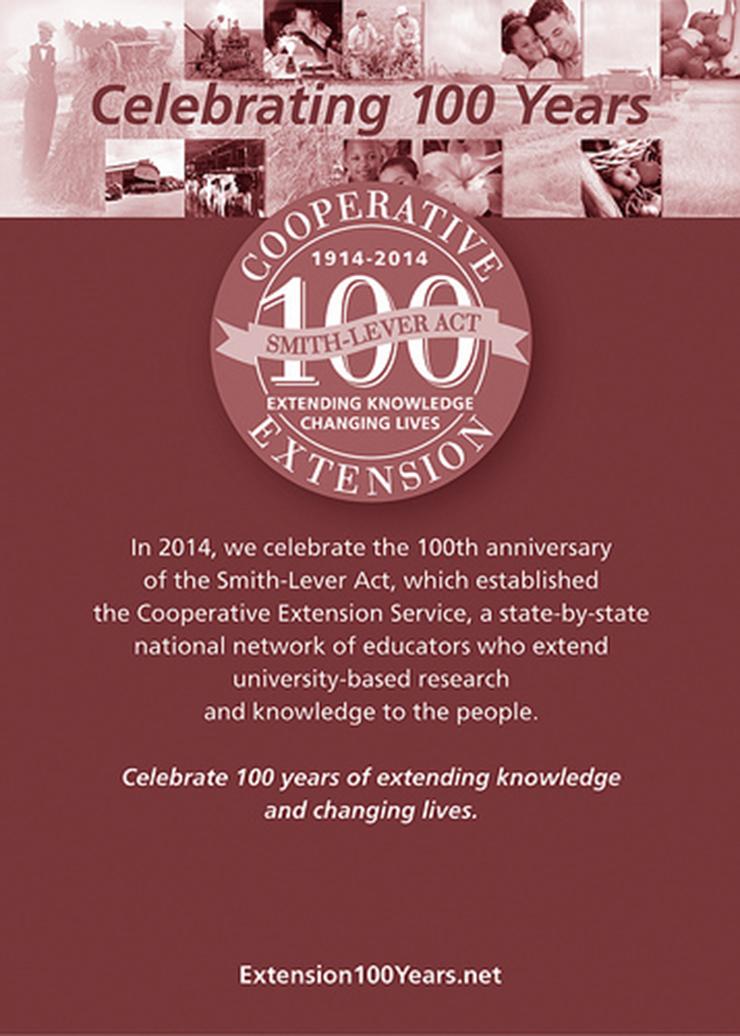 NC Cooperative Extension Centennial