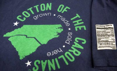 Cotton of the Carolinas