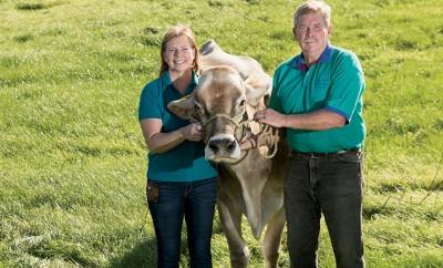 North Carolina Dairy farmers