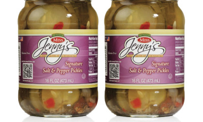 Miss Jenny's Pickles