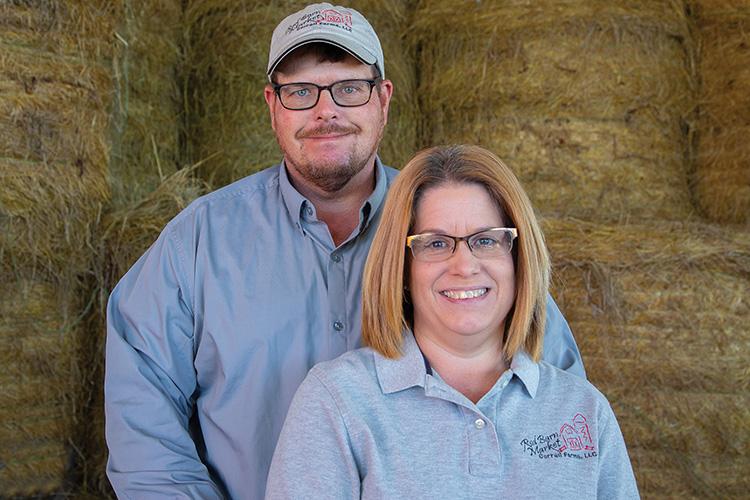 David and Cheryl Correll