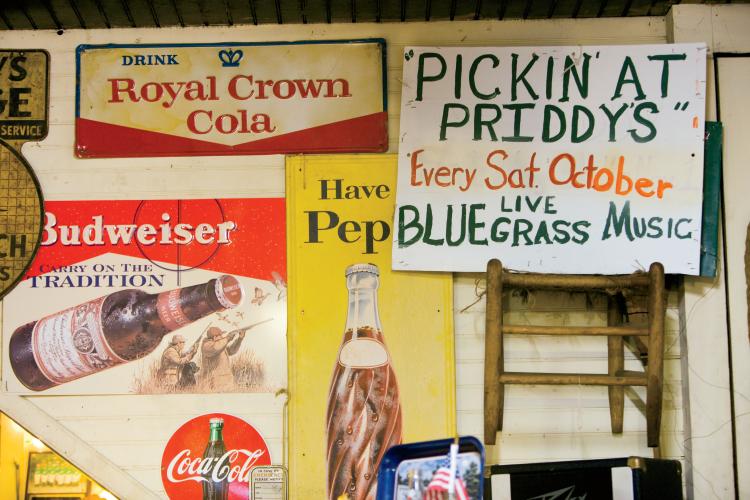 Priddys General Store