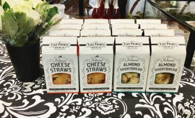 Five Points Cheese Straws