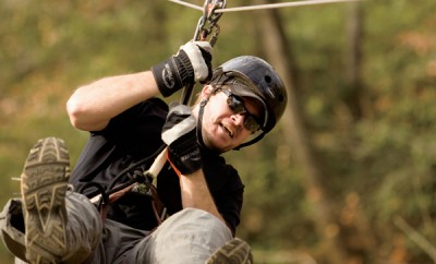 Richland Creek Zip Lines