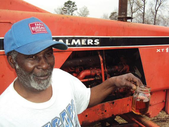 Biodiesel farmer NC