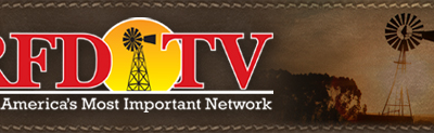 RFD-TV Logo - NC Farm Bureau Magazine TV Show