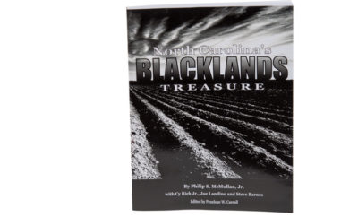 NC's Blacklands Treasure book