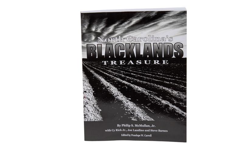 NC's Blacklands Treasure book
