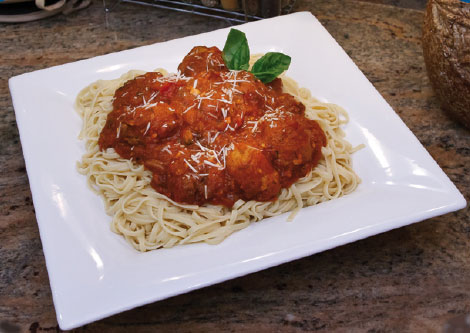 my grandmothers meatballs recipe