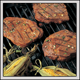 Lime-Cilantro Beef Chuck Steaks