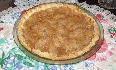 Katie's Famous Apple Pie