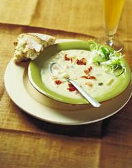 spicy hot potato soup recipe